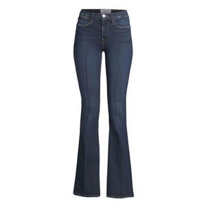 Frame Denim Le High Flare Banneker Jeans 26